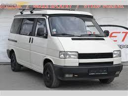 volkswagen westfalia 4x4 prodej volkswagen multivan 2 5 westfalia 4x4 tempomat taž sedan