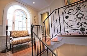 Wrought Iron Railings Interior Stairs Wrought Iron Angie U0027s List