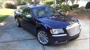 2013 chrysler 300c luxury series youtube
