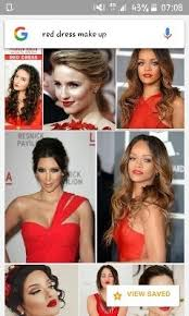 16 answers what makeup to wear for red dress quora
