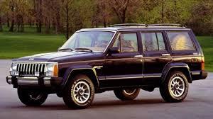 old jeep grand wagoneer future classic jeep xj cherokee autoblog