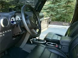 4 Door Jeep Interior 2010 Jeep Wrangler Custom 4 Door Suv138349