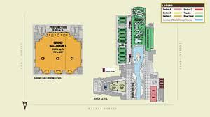 henry b gonzalez convention center floor plan venues henry b gonzalez convention center