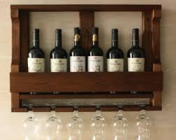 wine shelf wine rack wine glass rack wooden wine shelf