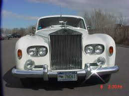 roll royce limousine silver elegance classic rolls royce limo service in denver colorado