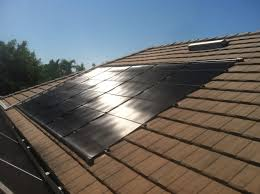 Flat Tile Roof Pictures by Pool Heater On Flat Tile Roof In Cape Coral Fl