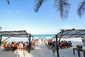 sunny destination wedding at las ranitas eco boutique hotel in