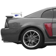 ford mustang scoops ford 4r3z 63279d36 cptm mustang side scoop pass gt 01 04 cobra 01 04