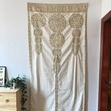 Marrakech Curtain 46 Anthropologie Other Gold Anthropologie Marrakech Curtain