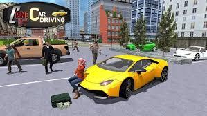 city car driving lamborghini gangster crime city car driving simulator android apps on