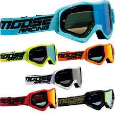 motocross goggles ebay new moose racing qualifier shade mens off road dirt bike motocross