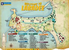 barefoot landing map labadee map cruise critic message board forums