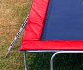 trampoline beds for sale in all shapes