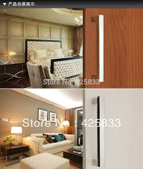 Stainless Steel Kitchen Cabinet Doors 2pc160mm 304 Stainless Steel Kitchen Cabinet Door Knob Square Tube