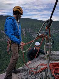 professional adventure guides rock dimensions certified pcia
