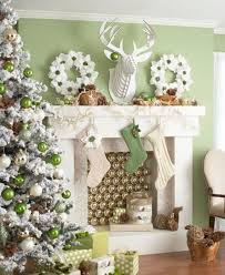 Christmas Decoration Ideas Fireplace Gorgeous Fireplace Mantel Christmas Decoration Ideas Family
