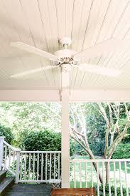 haint blue porch ceiling makeover bless u0027er house
