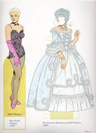 176 actrices images actresses paper dolls