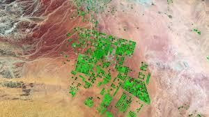 Us Desert Map Carbon Dioxide Fertilization Greening Earth Study Finds Nasa