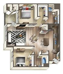 apartments archaiccomely floor plans cedar trace 3 green leaf rockvue ucribs