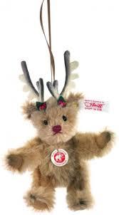 steiff teddy deer ornament steiff tree