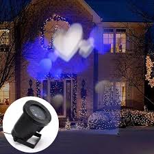 outdoor elf light laser projector new led projector laser stage light elf romantic heart light laser
