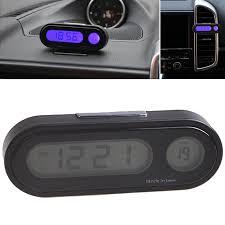 universal car auto led light digital display clock