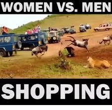 Shopping Meme - women vs men shopping women vs men meme on me me