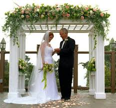 wedding arches in edmonton simple wedding arbor plans diy pergola