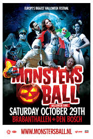 halloween monster ball danny merk