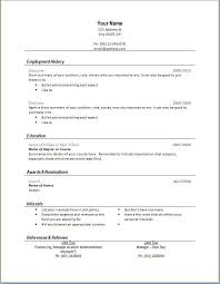 Google Doc Template Resume Word Document Templates Resume 89 Best Yet Free Resume Templates