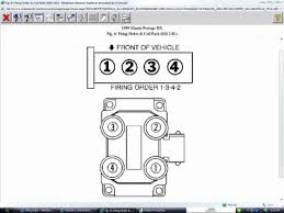 firing order what is the firing order on a 1996 mazda protoge 4