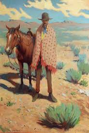 oil on canvas find this pin and more on western art paintings