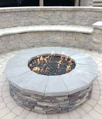 how to light a fire pit gas fire pit stones mindmirror info