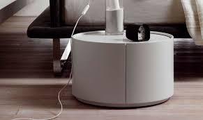 modern bedside tables sandra modern bedside cabinets in white