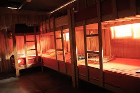 Departure Day Vagabond Urges - Dorm bunk beds