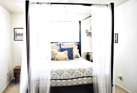diy canopy bed with ikea inspired design and model pictures awesome canopy bed curtains ikea pictures design ideas tikspor