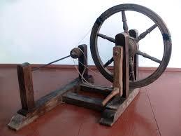 antique spinning wheel primitives antique rustic home decor