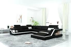canap cuir design cuir design italien pas cher 11 avec canap d angle panoramique en et