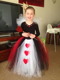 no sew queen of hearts costume atishialand pinterest