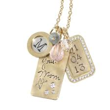s day birthstone necklace miracle mothers charm necklace best necklace