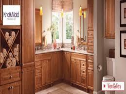 35 kraftmaid bathroom cabinets kraftmaid chestnut maple cabinets