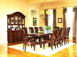 dining room table and 6 chairs cherry dining room sets traditional furniture manufacturers set