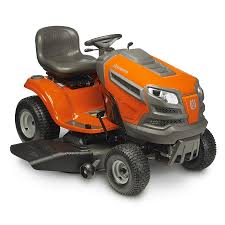 shop husqvarna yth22v46 22 hp v twin hydrostatic 46 in riding lawn
