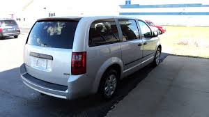 2008 dodge grand caravan se jd byrider