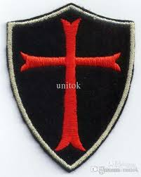 best patch christian catholic cross crucifix cross embroidery sew or iron