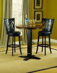 pub table and chairs 3 piece set foter