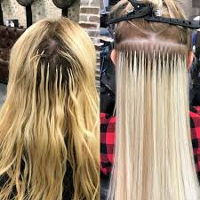great length extensions correcting an extension service wrong behindthechair