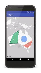 Create Custom Google Map Styling And Custom Data For Polylines And Polygons In The Google