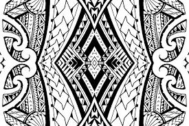 polynesian tribal wallpaper